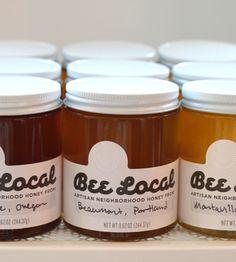 Image of Bee Local Honey