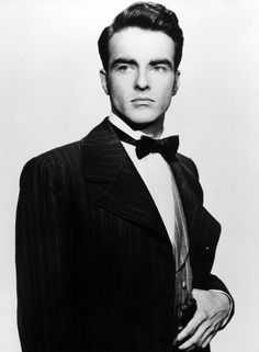 Montgomery Clift in The Heiress, 1949.