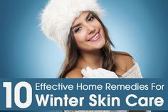 Dry skin is the most annoying problem we all face during winters. Here are some winter skin care home remedies that are found to be very effective. Read to know them.