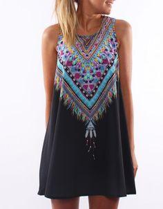 Suncatcher Beach Dress