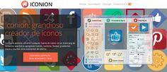 AYUDA PARA MAESTROS: Iconion - Programa para crear y personalizar cualq...
