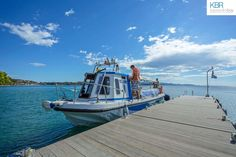 Water taxi is a unique experience worth discovering in Skiathos and Kassandra Bay Resort & SPA will arrange for you to enjoy such wonderful services! #kassandrabay #boat #skiathos