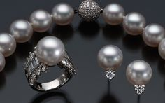 Great tips to help keep your pearls as beautiful 50 years from now as they are today. GIA (061213)