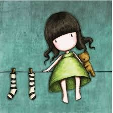 muñeca cuerda
