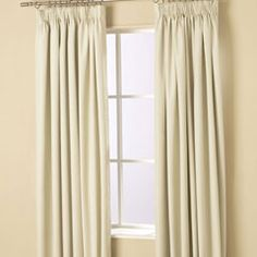 Natural solar blackout curtains - im tempted but i think id like a lighter colour. Although they are blackout which is great, means theyre heavy!