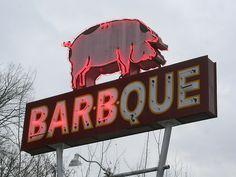 BBQ Sign!