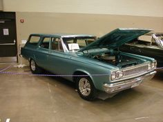 65 Dodge Coronet | Time for the show!.