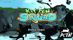 Take the fight for animal liberation into your own paws in PETA's new game Kitten Squad, available now for the PlayStation 4 game system.