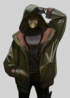 Cute Anime Chibi, Kawaii Anime, Anime Oc, Manga Anime, Angie Yonaga, Estilo Anime, Creepers, Hush Hush, Yandere
