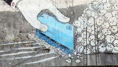Street art – Retour sur les créations de BLU