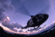 AS350 Squirrel (Esquilo)  Fisheye