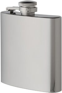 Pick him up an Oggi Stainless Steel Flask at BevMo in Vintage Oaks Novato.  Personalize it by getting it engraved at Marin Trophies on Grant Ave.   http://shoplocalnovato.com/