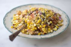 Coconut Corn Salad Recipe - 101 Cookbooks Recipe Journal