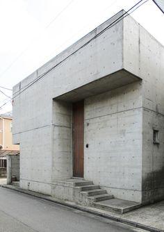 House in Higashi Tamagawa Kazuo Shinohara, 1973 photographyed by carlo.fumarola