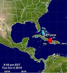 Hurricane Matthew may be slamming Haiti right now, but that doesn't mean it's not already impacting all of us here in the Tampa Metro Area. After all, several flights are already sitting on the ground down at the airport thanks to the storm, even though skies are …
