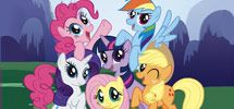 :) It makes me happy that Pony is on TV again, even if I have to watch it on YouTube.