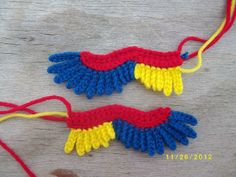 1000+ images about Crocheting - birds on Pinterest ...