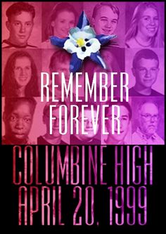 Columbine High Shooting-4/20/1999