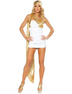 Greek Goddess Costume < Sexy Costumes