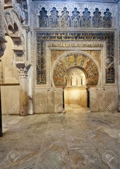 Islamic Architecture, Art And Architecture, Andalusia Spain, Italy Spain, Arabic Art, Spain And Portugal, Moorish, Spain Travel, Islamic Art