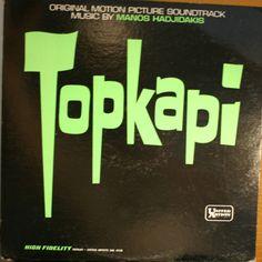 Manos Hadjidakis - Topkapi (Original Motion Picture Sound Track): buy LP, Album, Mono at Discogs Soundtrack Music, Belly Dance, The Originals, Pictures, Lp Album, Blue Green, Graphic Design, Hands, Photos