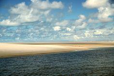 Mangue Seco e Praia do Saco destinos paradisíacos no Nordeste