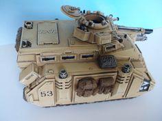 Custom Orgryn transporter