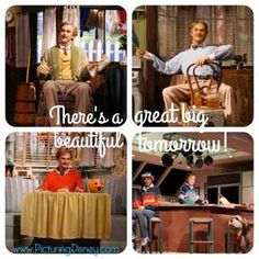 Carousel of Progress - one of our favorites! (Tomorrow is Just a Dream Away! :) | Picturing Disney)