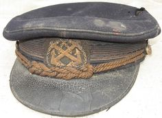 Yachting caps bullion badges?