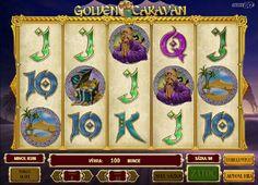 Kasyno sloty Golden Caravan w pełni cieszyć się szereg gier bonusowych #Kasynosloty #GoldenCaravan