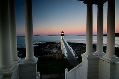 Port Clyde, ME, Marshall Point Lighthouse....one of the most beautiful places I have ever been