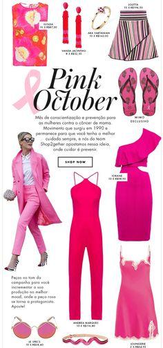 Outubro Rosa: inspire-se neste mês tão especial - WePick