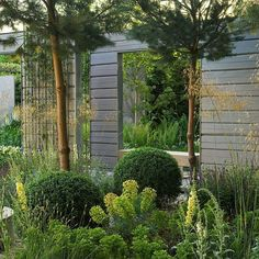 """Nordfjell Collection on Instagram: """"The RHS Chelsea Flower Show is on! Looking back at lovely memories from 2007, 2009 and 2013 when Ulf participated with his award winning…"""" Small Yard Design, Chelsea Flower Show, Small Spaces, Garden Design, Outdoor Structures, Memories, Flowers, Plants, Collection"""