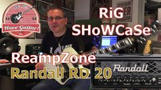Kemper Rig Showcase: ReampZone Randall RD 20