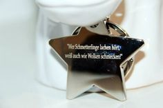 Wir bearbeiten  auch individuelle Kundenwünsche  von Schlüsselanhänger zur Motivation auf DaWanda.com