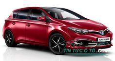 Toyota Auris đã sẵn sàng cho Toyota 2017 tại Vương quốc Anh với các tính năng bổ sung.