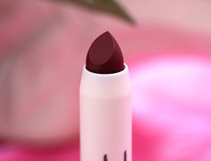 "Topshop Lip Bullet in Wine Gum, "" A matte lipstick that doesn't leave my lips feeling like I just finished the Iron Man Triathlon."" said another pinner Pretty Makeup, Love Makeup, Makeup Inspo, Makeup Inspiration, Makeup Looks, All Things Beauty, Beauty Make Up, Kiss Makeup, Hair Makeup"