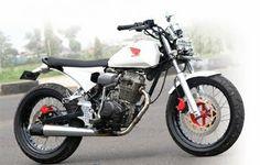 Honda CB 100 Japanese Style Custom Bike