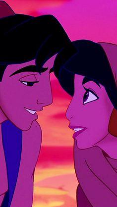 Be a pirate or die — disneylockscreens: . Disney Princesse Jasmine, Jasmine Disney, Aladdin Et Jasmine, Princesa Jasmine, Art Disney, Disney Songs, Disney Magic, Couple Disney, Disney Couples