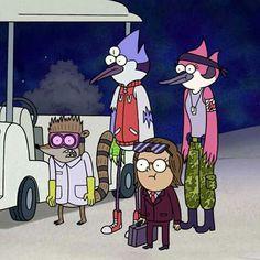 halloween episode regular show