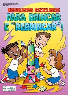A Gibiosfera criou e produziu esta revista em quadrinhos personalizada sobre a importância da reciclagem, além de ensinar e dar dicas de como montar diversos brinquedos a partir de garrafas pet, caixas de papelão, copos de iogurte etc. Leia em http://issuu.com/gibiosfera/docs/revista-quadrinhos-brinquedos-reciclaveis/1?e=3672082/6887134