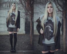 *o* #alternative -  #clothes  cute girl,  #scene girl