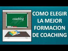 Cómo elegir una buena formación en coaching - YouTube