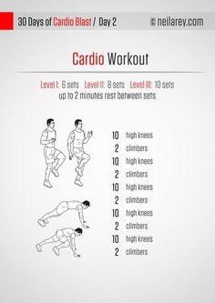 No-Running Cardio Program You Can Do at Home|Neila Rey