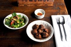 Moroccan Muscle Building Meatballs Recipe