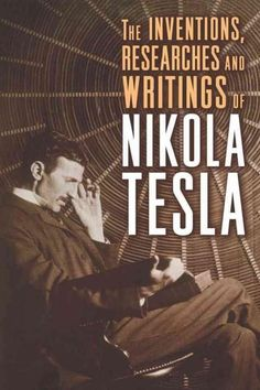 During the early twentieth century, the eccentric and brilliant inventor Nikola Tesla blazed the path that electrical development followed for many years to come. This fascinating illustrated record o