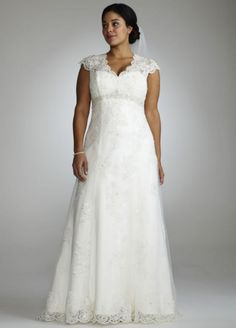 {Fashion Friday} Wedding Dresses that Flatter Your Curves