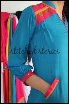 Stitched Stories Summers Kurta Collection 2012 For Women 15 | Lifestyle Kurta Girls