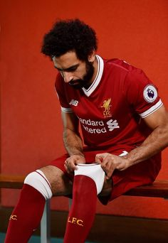 Liverpool sign Mohamed Salah for £34m - MyJoyOnline.com Liverpool Players, Fc Liverpool, Liverpool Football Club, Mohamed Salah Liverpool, Bob Paisley, Club World Cup, You'll Never Walk Alone, Football Pictures, Great Team