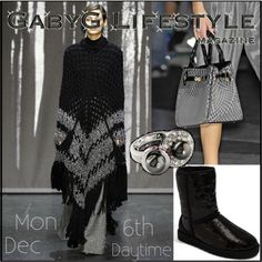 """Mon, Dec 6th, Daytime"" by gabyg on Polyvore"